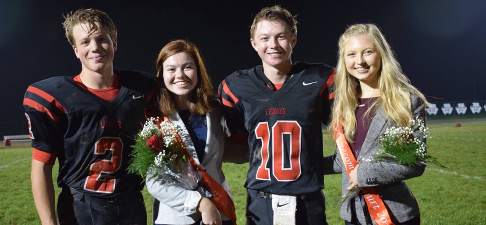 Ligonier Valley Football Homecoming