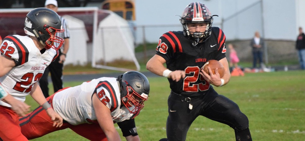 Ligonier Valley Football Opponent Records